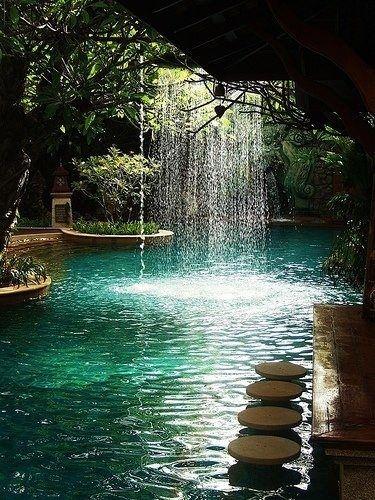 Hidden away at Sawasdee Village Hotel, Phuket, Thailand. Take me there!    via Tumblr