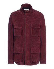 Leather outerwear - UMIT BENAN