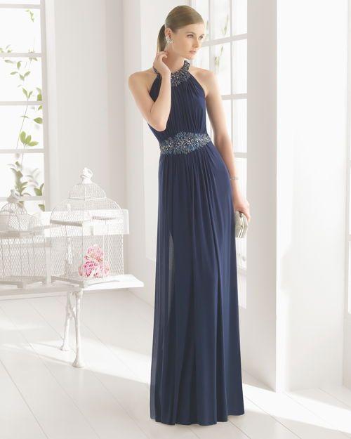 vestido-color-azul-marino