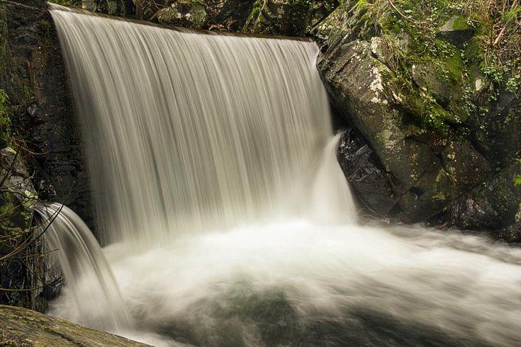 Cascata Senhora da Piedade, Ribeira de São João, Lousã by NunoMiguelValente