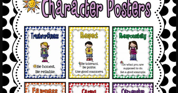 Six Pillars of Character Posters.pdf