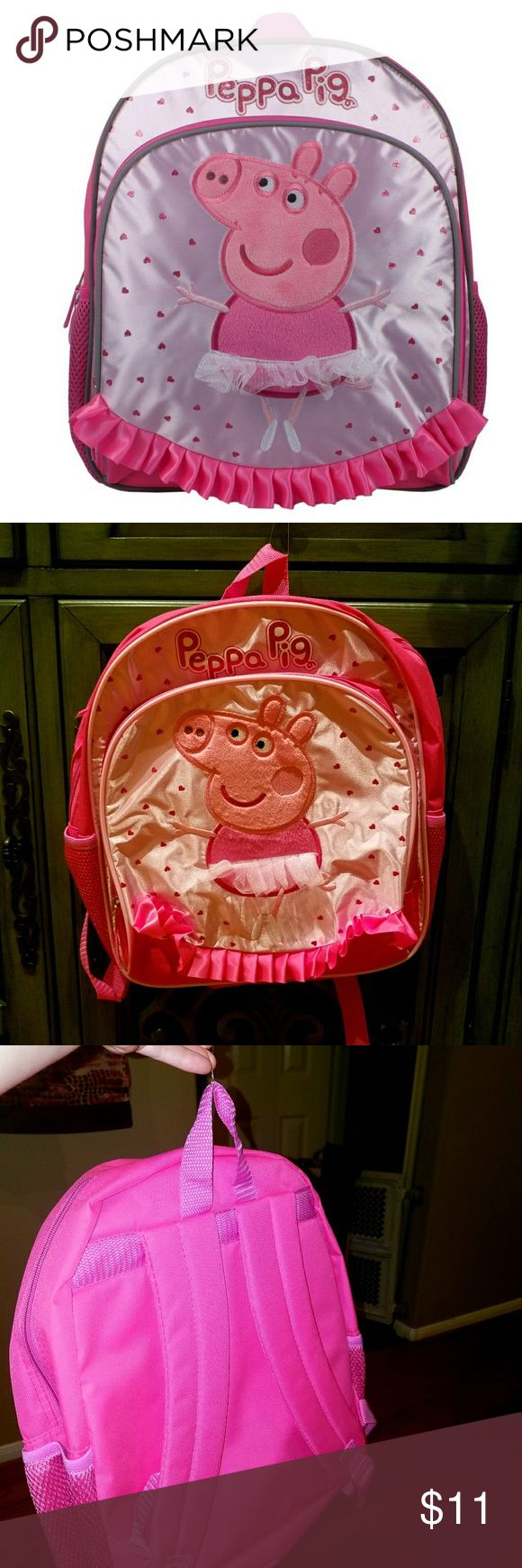 Brand New Peppa Pig backpack Brand New No issues Accessories Bags
