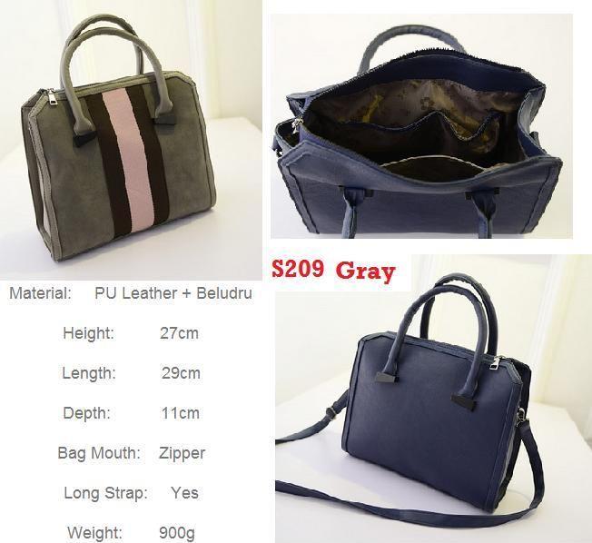 murah S209 Gray