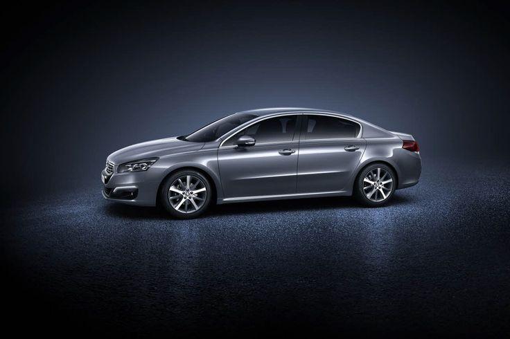 Peugeot 508 2014 restylée