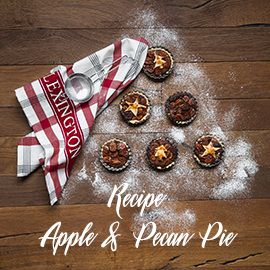Lexington Company Apple and Pecan Pie - Shop for Home Collections & Clothes for Men and Women - Lexington Company