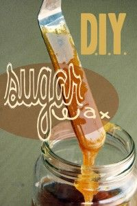 How to Make Sugar Wax at Home (without a thermometer)