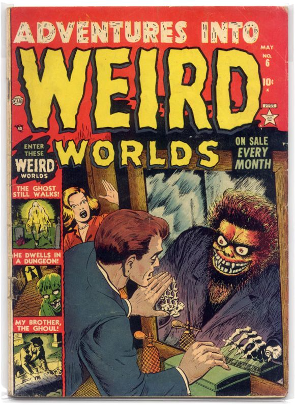 Horror Comics | horror comics of the 1940s and early 1950s are often called pre code ...