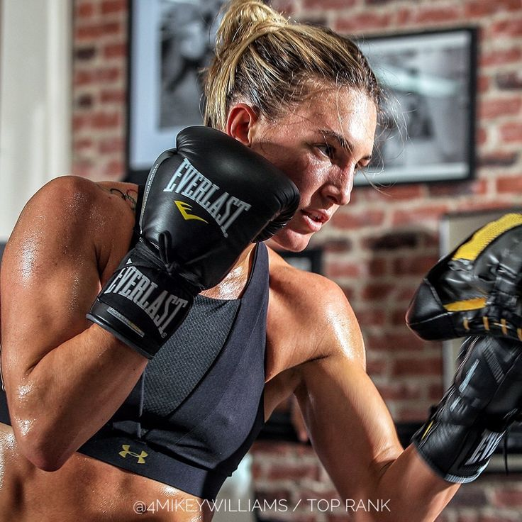 VIDEO: Top Rank Boxing: Mikaela Mayer - Interview #MikaelaMayer #FemaleBoxing #TopRank #ESPN