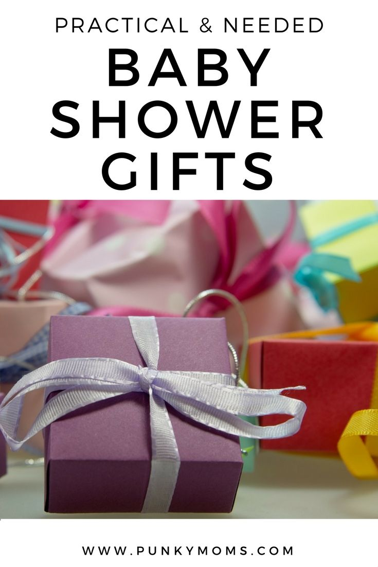 list of practical baby shower gifts to give a new mama baby showers