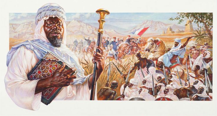 Samory Toure The Black Napoleon of the Sudan (1830-1900). When Samory Toure's…