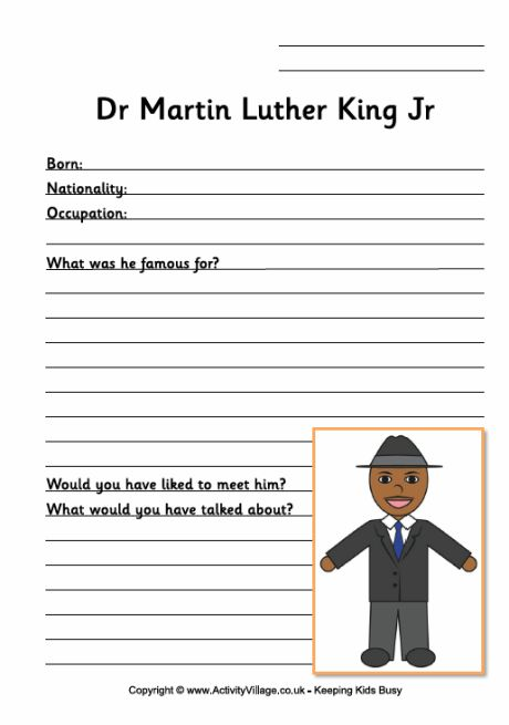 compare and contrastmartin luther king jr essay