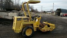 """Hypac C812A 48"""" Sheepsfoot Vibratory Roller Compactor Dozer Bladeapply now www.bncfin.com/apply"""