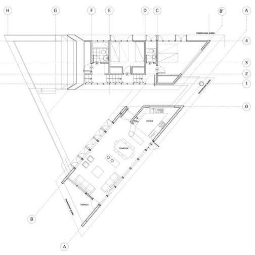 Plano de casa de madera casas houses pinterest search - Casas de madera planos ...