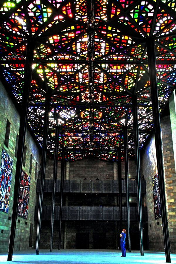 The National Gallery of Victoria not only houses amazing artwork, the building itself is a piece of art. Marvel in Melbourne's art scene by visiting The 10 Best Contemporary Art Galleries. Click for more! Photo credit: budi surachmat on fotoblur