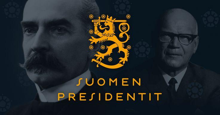 Tutustu 100-vuotiaan Suomen värikkääseen ja dramaattiseen historiaan presidenttiemme tarinoiden avulla. Kahdeksasta maamme ensimmäisestä presidentistä tehdyt dramatisoidut lyhytfilmit on katseltavissa tällä sivustolla. Sivusto on Helsingin kaupunkiympäristön toimialan satsaus itsenäisyytemme juhlavuoteen 2017. Kaupunkiympäristö huolehtii julkisesta ympäristöstäja myös kansallisten muistomerkkien ylläpidosta. presidenttien muistomerkit kartalla · ohjeet· opetusmateriaali
