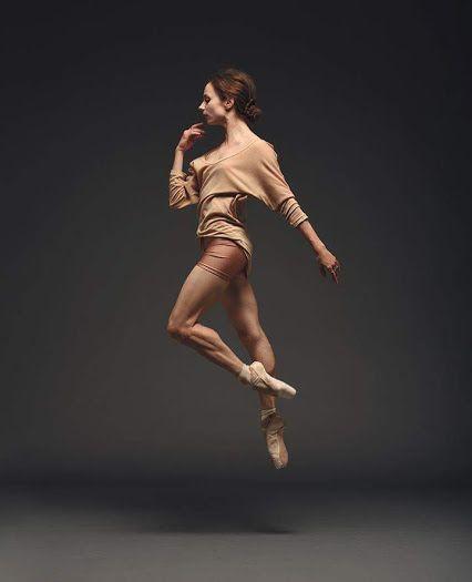 The San Francisco Ballet's Maria Kochetkova photographed by Erik Tomasson.