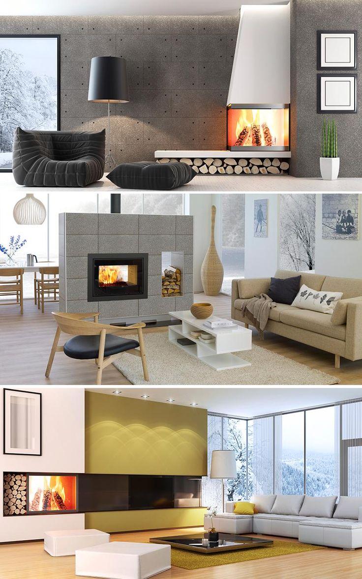 ¿Cuál es la mejor chimenea para tu casa? ¿De gas o eléctrica? ¿Moderna o rústica? Te ayudamos a elegir la chimenea que mejor se adapta a tus necesidades y estilo de tu hogar. #decoración #chimeneas