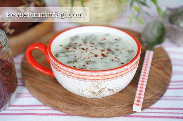 Kereviz Sapı Çorbası Tarifi | Kevserin Mutfağı - Yemek Tarifleri