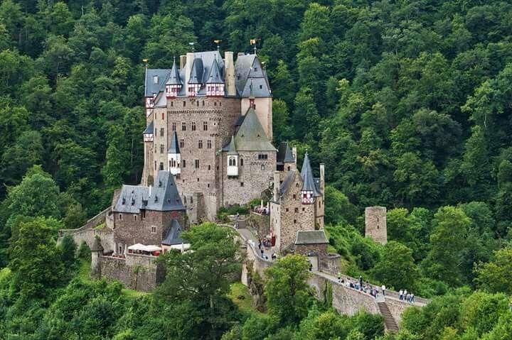 Eltz Castle,Germany.