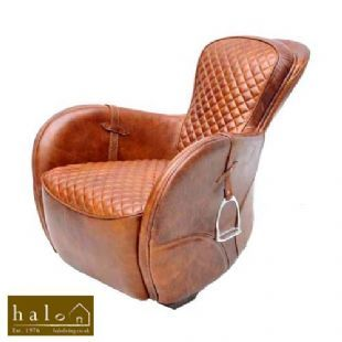 Halo Furniture Saddle Easy Chair....amazing!