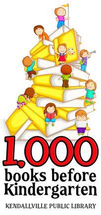 1000 books before kindergarten list