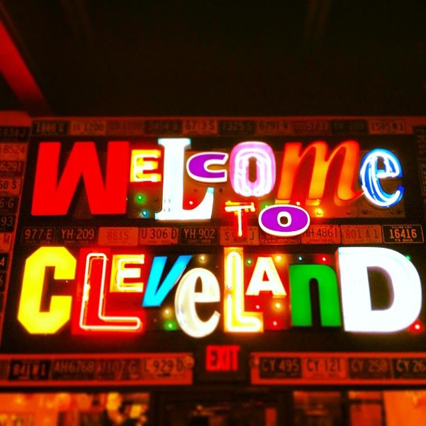 Welcome to #CLE