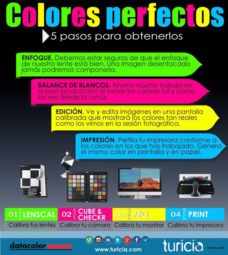 Turicia.com | BLOG TURICIA | Colores perfectos PARTE I Calibra y obtén los mejores colores en tus fotografías | Fotografia profesional, accesorios fotograficos y equipos de iluminacion para mayoristas en Mexico