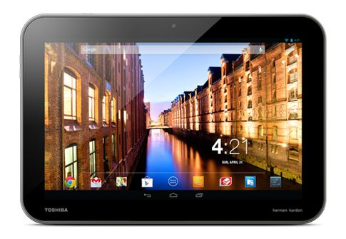 Excite™ Pro Tablet (32GB) powered by Android™ 4.2.1, Jelly Bean (32GB) | Tablets | us.toshiba.com