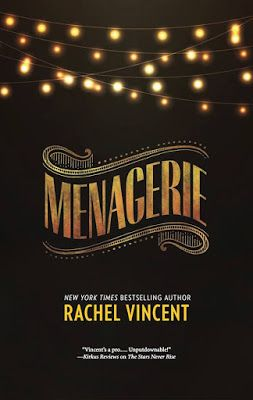 Waiting on Wednesday #9 | Menagerie by Rachel Vincent (Bookish Wanderess)