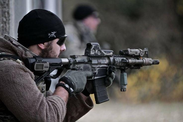British SAS.