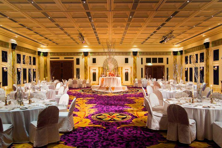 Weddings by Palazzo Versace La Medusa Ballroom