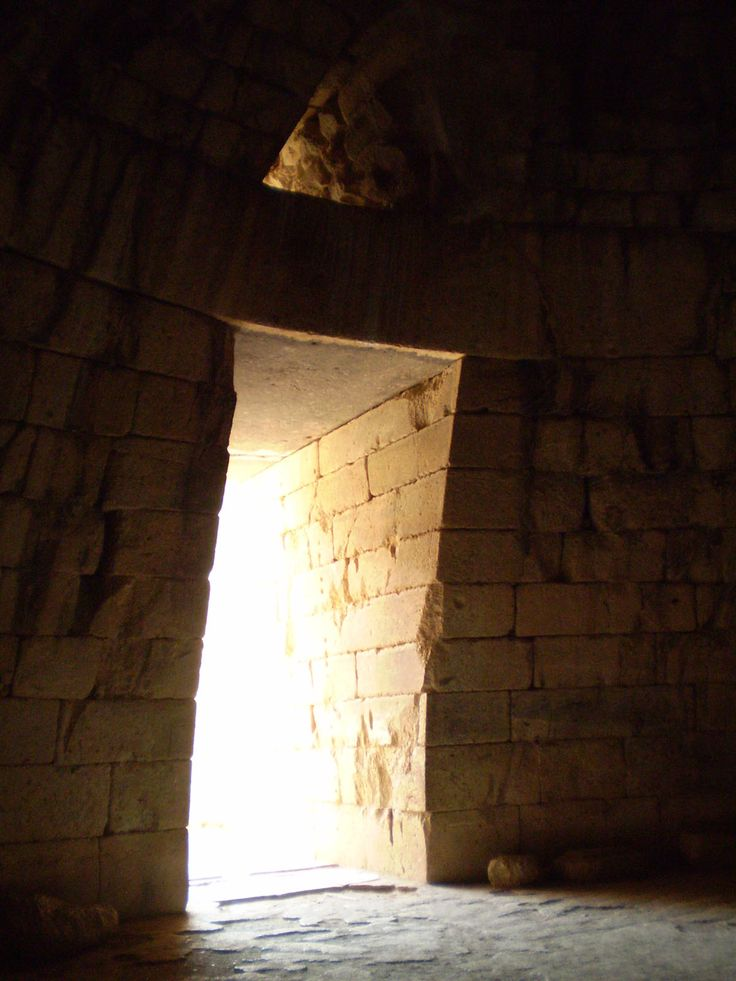Tholos Tomb, Mycenae, Greece