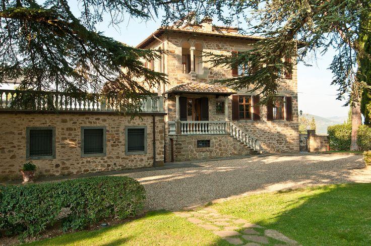 Montoro - Greve in Chianti - Firenze http://www.salogivillas.com/en/villa/montoro-22E0