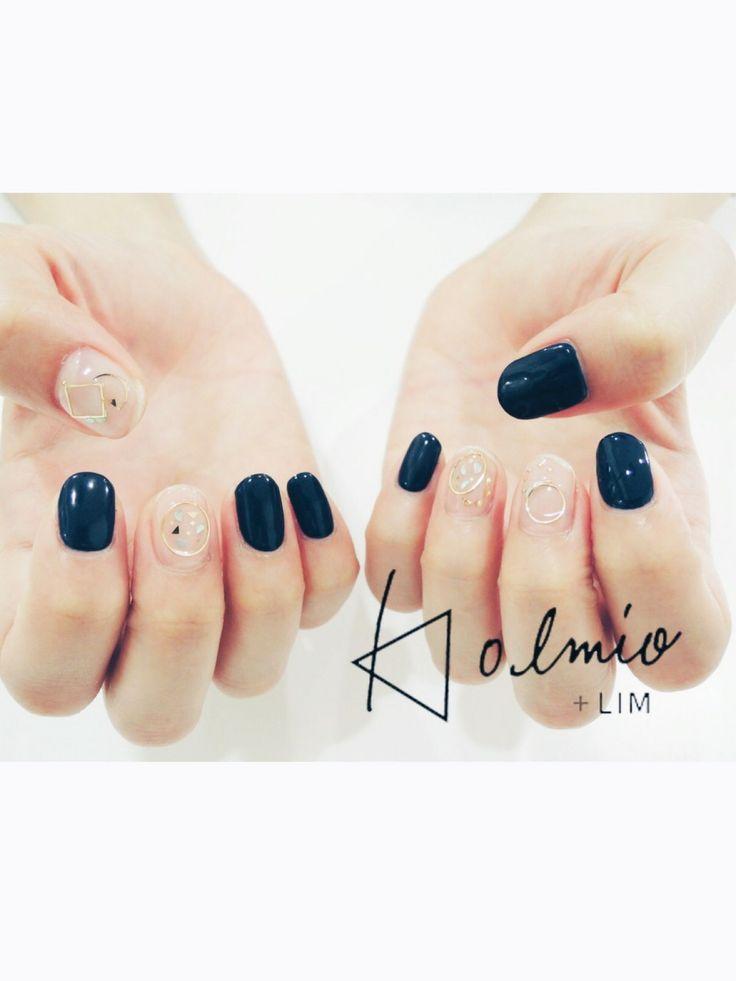 △kolmio+LIM△さんのネイル/ハンドケア「kolmio+LIM 」を使ったコーディネート