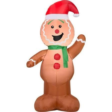 Airblown Inflatable Outdoor Christmas Characters - 4 foot tall - inflatable outdoor christmas decorations