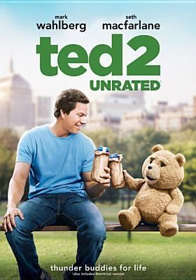 Ted 2 [videorecording] / Universal Pictures and MRC present a Fuzzy Door production ; a Bluegrass Films production ; produced by Scott Stuber, Seth MacFarlane, Jason Clark, John Jacobs ; written by Seth MacFarlane & Alec Sulkin & Wellesley Wild ; directed by Seth MacFarlane.