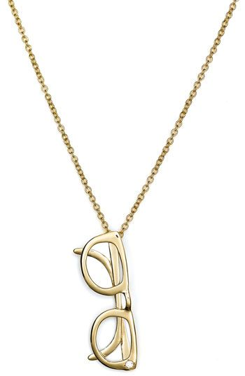 kate spade new york 'hang in there' statement pendant long necklace: Fashion, Dreams Closet, Pendants Necklaces, Statement Pendants, Pendants Long, Glasses Necklaces, New York, Long Necklaces, Kate Spade Necklaces