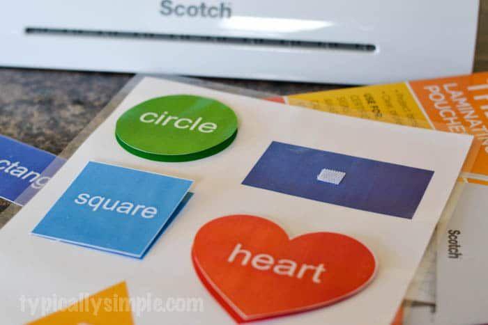 Free Printable Toddler Activity Binder