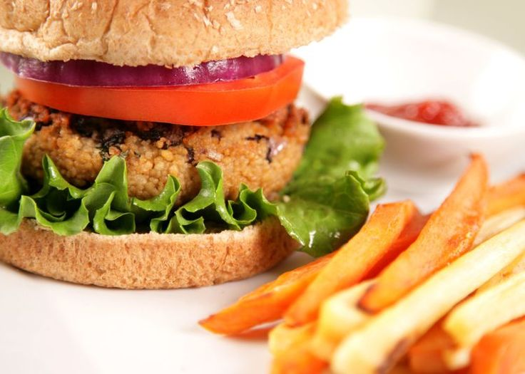 How to Make the Perfect Veggie Burger