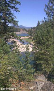 Livin the Hike Life: Q'emiln Park Post Falls Idaho