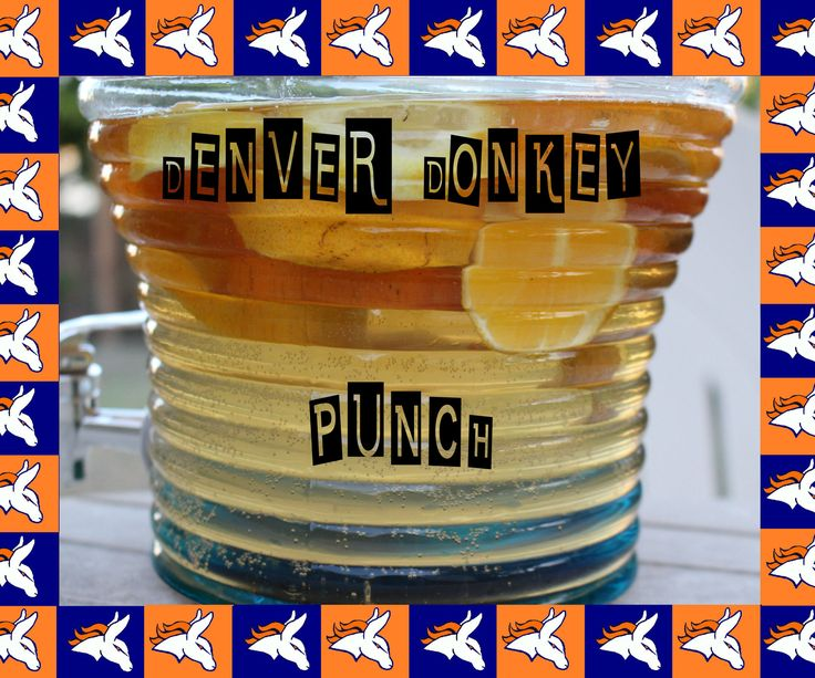 Denver Donkey Punch