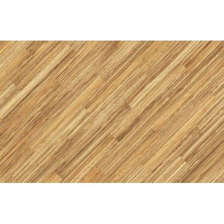 Fertig Parkiet Dąb Linea - te deski tworzą charakterystyczną kompozycję drewna złożonego z wąskich pasków. Podłoga ta należy do niestandardowych i idealnie pasuje do nowoczesnych pomieszczeń.