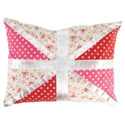 Check out Eclectic Ditzy Cushion from Tesco direct