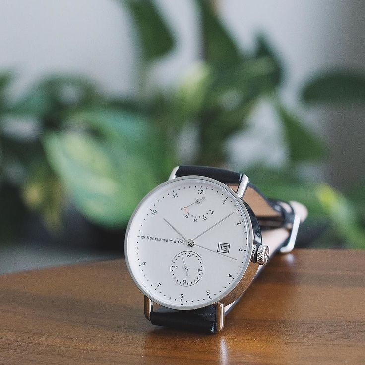 Preorders for our Atticus in silver are now open via our website!  Be sure to check out our award winning automatic timepiece