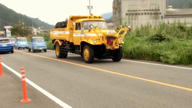 ボンネットトラック いすゞ TSD 除雪ダンプトラック