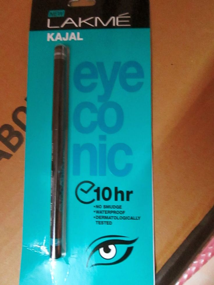 LAKME Eyeconic Kajal Review vs Maybelline Colossal Kajal