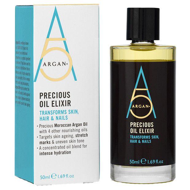 Argan 5+ Precious Oil Elixir 50Ml - Amcal Chempro Online Chemist