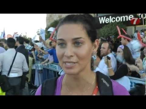 ▶ Meet the Olim - Nefesh B'Nefesh July 12 Flight, Summer 2012 - YouTube