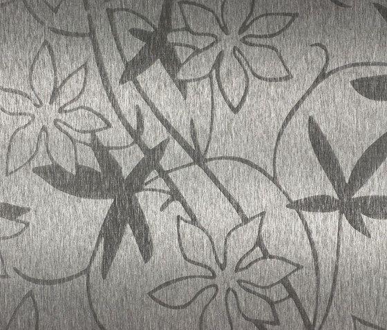 Metal flooring | Blume | Inox Schleiftechnik | Inox. Check it out on Architonic