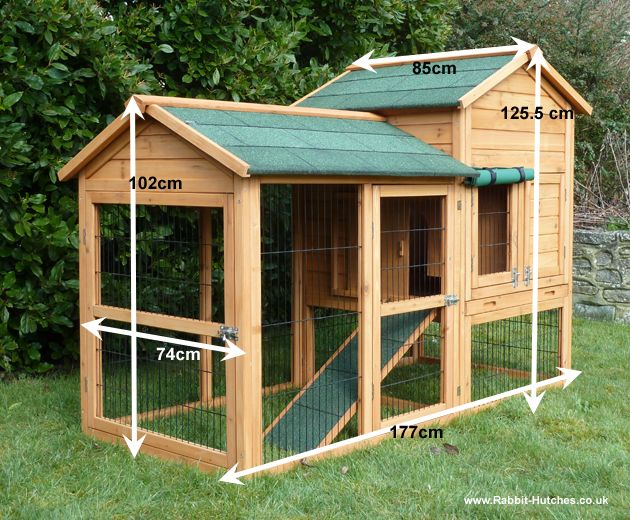 Best 25 rabbit hutches ideas on pinterest bunny hutch for How to build a rabbit hutch plans free
